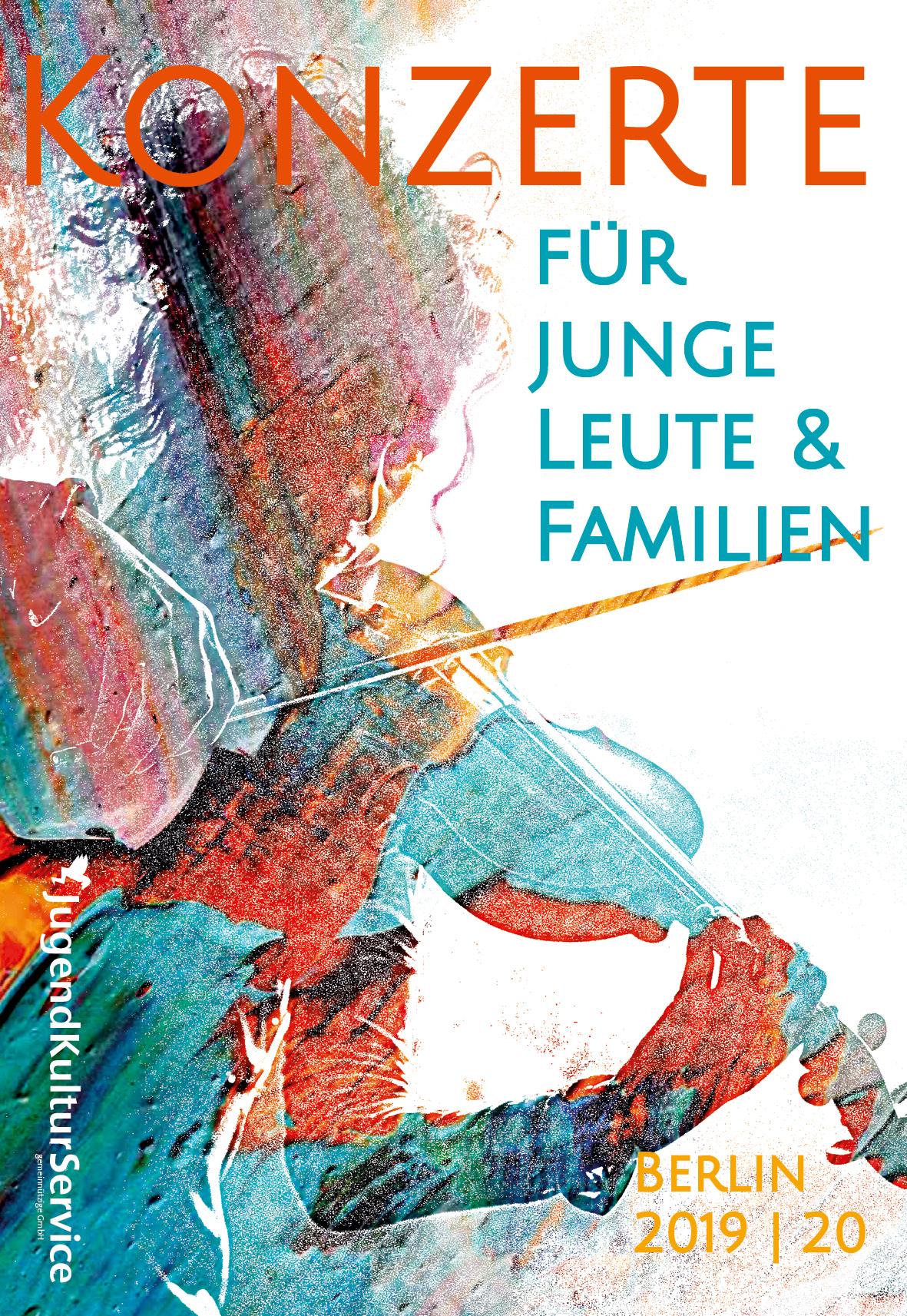 Konzerte Weihnachten 2019.Preiswerte Konzerte Für Kinder Jugendliche Und Familien In Berlin